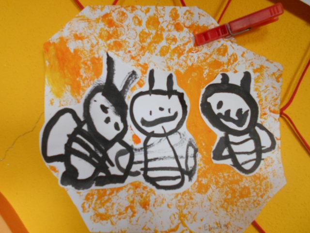 Kamarádi z hmyzí říše -včelky Ferdové