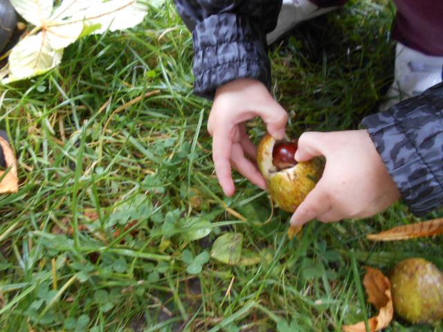 První podzimní navštívení u Ferdů