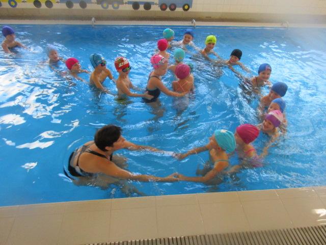 1.plavání Broučci