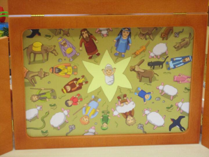 Vánoční příběh u Broučků