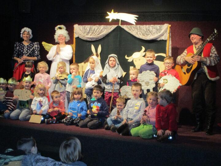 Vánoční příběh L-klub Lochotín