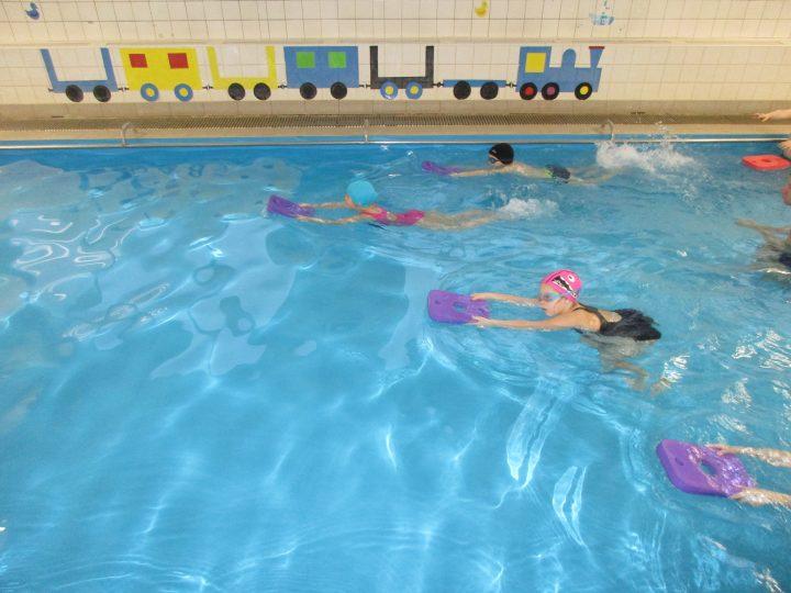12. plavání Broučci