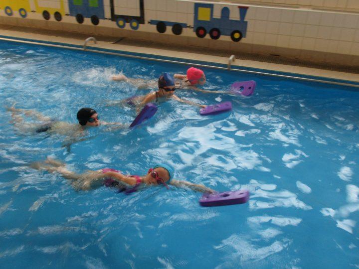 2. plavání II.pololetí