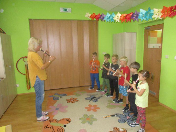 Flétnička u Broučků
