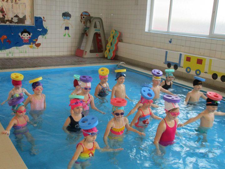 2. plavání Broučci