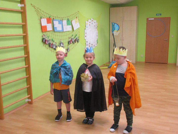Tři králové u Broučků