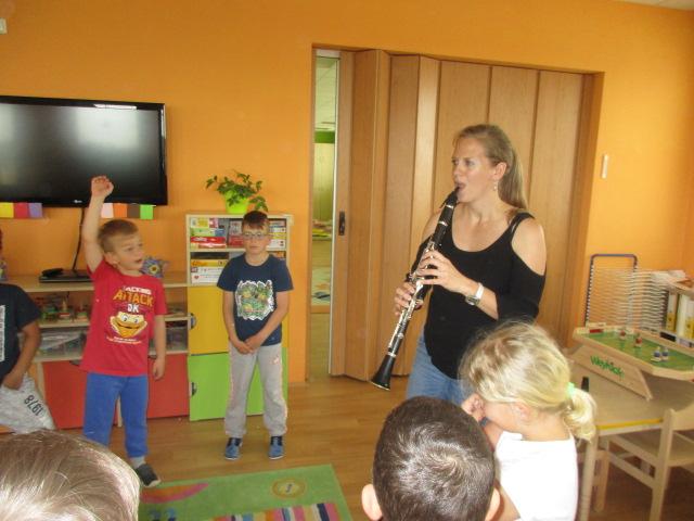 Letem světem s klarinetem Broučci