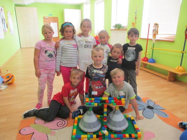 Projektový den Broučci-Malý stavitel věží