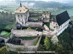 Výlet na hrad Točník